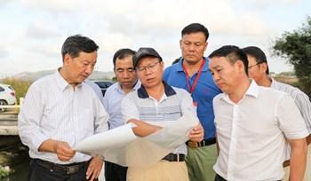 农业农村部调研组到陵水调研南繁科研育种工作