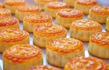 万博官网手机版网页版登录人的月饼:红沙琼式月饼