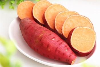 临高地瓜:口感粉粉糯糯,与板栗相似
