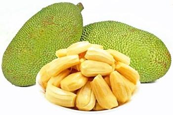 海垦菠萝蜜:果实肥厚柔软,清甜可口,香味浓郁